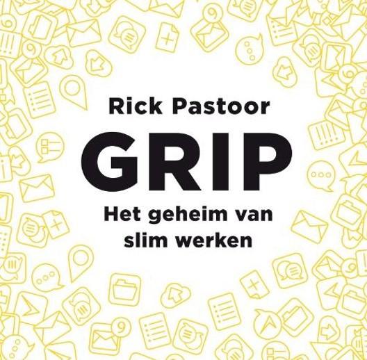Boekrecensie GRIP - Rick Pastoor: